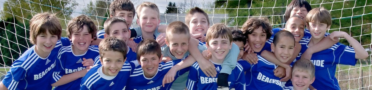 Youth Boys Soccer Leagues