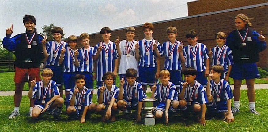 First beachside Team 1994