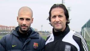 Guardiola & Mickey