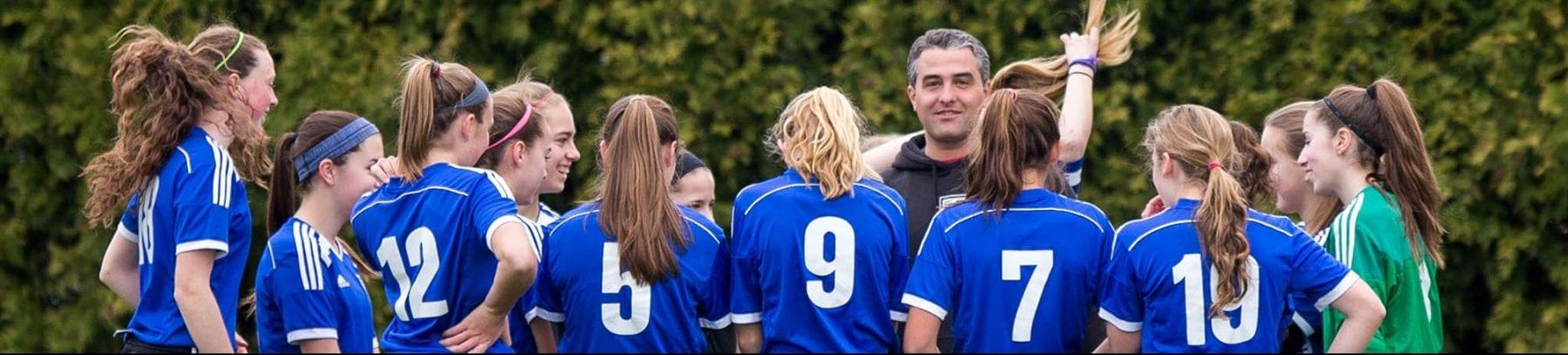 Beachside Soccer Club U14G Team