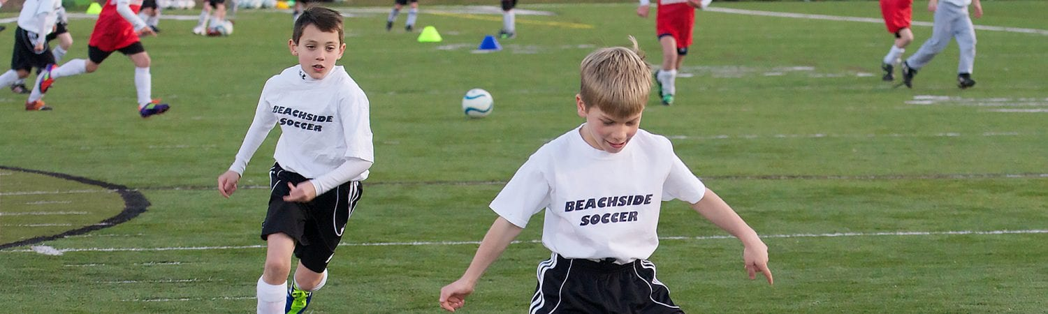 Beachside Juniors Soccer League