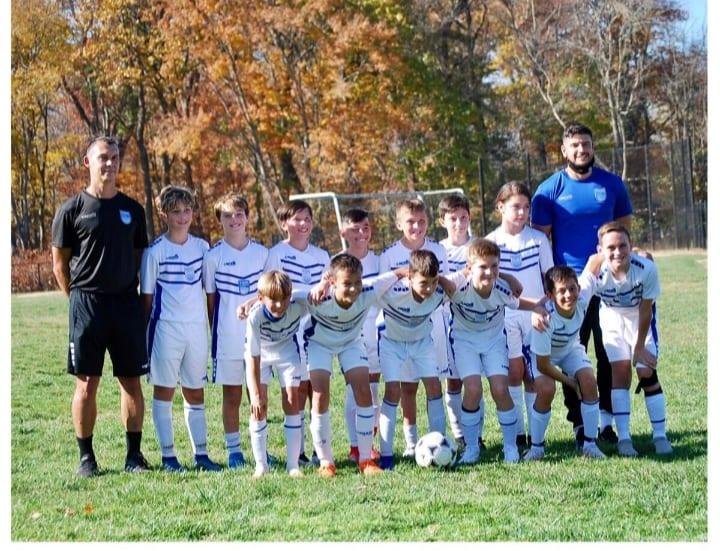 2021 U12 Team Photo