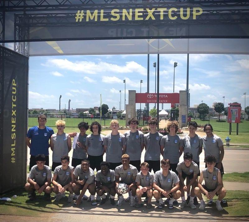 U16 MLS Next